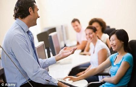 Để trở thành người lãnh đạo thành công phải là người có trách nhiệm với chính mình và người cấp dưới