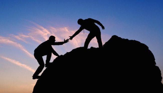 Hãy gắng sức làm việc khó vì chúng là cơ hội mở đường cho ta đến thành công bền vững (Ảnh nghệ thuật giao tiếp)