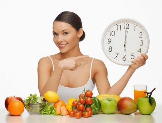 Cải thiện trí nhớ: Ăn uống đúng giờ