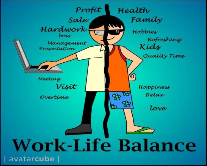 Ảnh: cân bằng cuộc sống