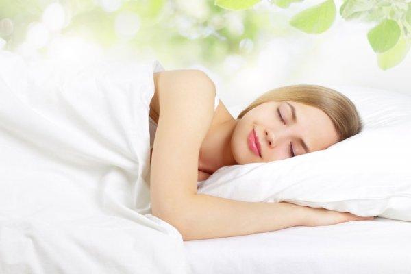 Ảnh chất lượng cuộc sống: Ngủ nhiều hơn