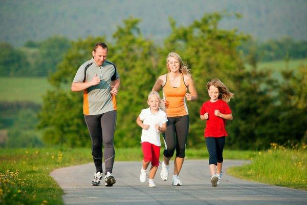 Ảnh chất lượng cuộc sống: Tập thể dục thường xuyên