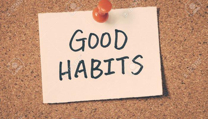 Hãy vui sống bằng những thói quen tốt