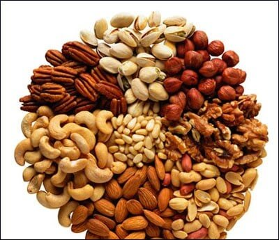 Thực phẩm tốt cho tim mạch: Các loại hạt