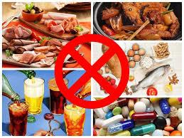 Bệnh hen suyễn nên kiêng ăn gì