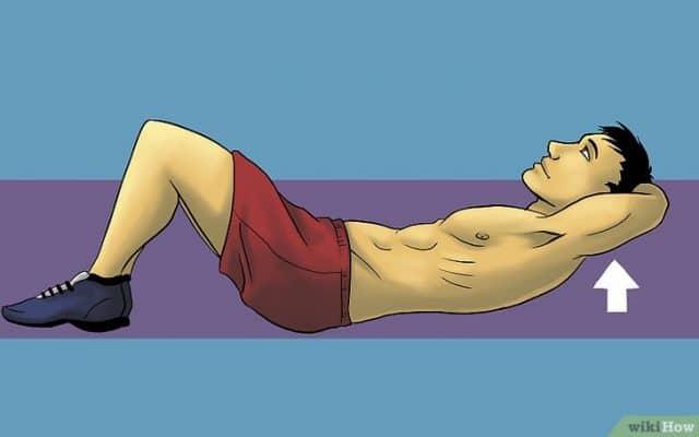 Làm thế nào để có cơ bắp: bài tập cho cơ bụng