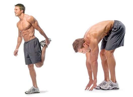 Làm thế nào để có cơ bắp: Khởi động tập luyện cơ bắp