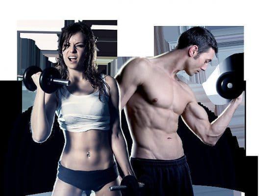 Làm thế nào để có cơ bắp: Tập luyện tất cả nhóm cơ