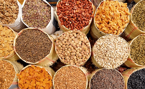 Thực phẩm tốt cho dạ dày: thực phẩm thô