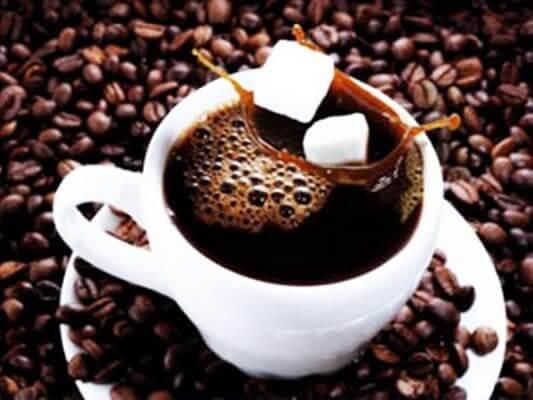 Thực phẩm tốt cho gan: Cà phê