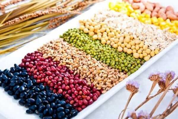 Thực phẩm tốt cho phổi: ngũ cốc nguyên hạt