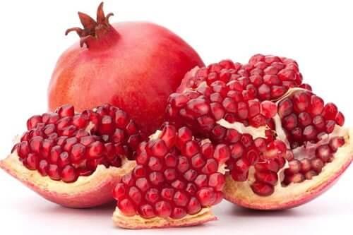 Thực phẩm tốt cho tim mạch: Lựu