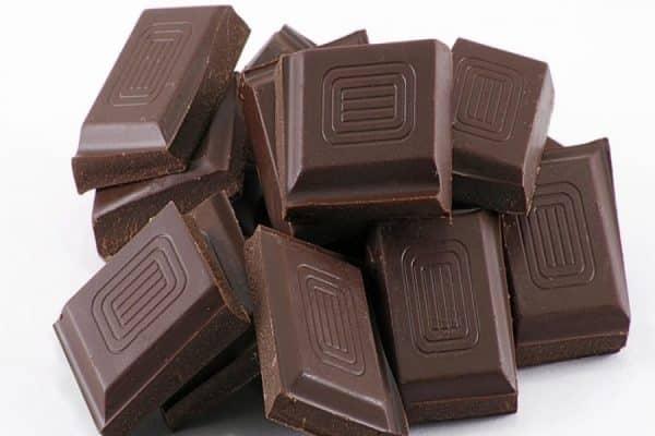 Thực phẩm tốt cho tim mạch: sô cô la đen