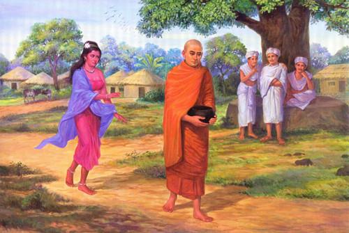 Truyen thuyet ngai A-Nan dau thai lam to su thien Viet Nam-Hinh-2