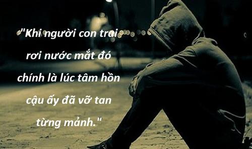 những câu nói hay khi buồn