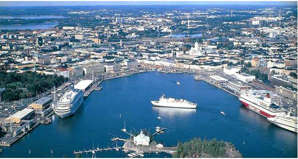 Thủ đô Helsinki, Phần Lan